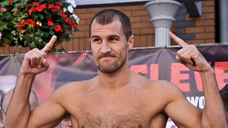 Kovalev stops Yarde to retain WBO light heavyweight title