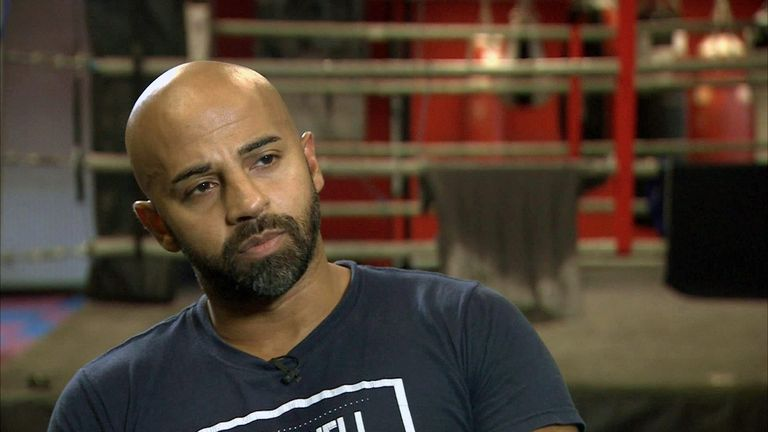Dave Coldwell also trains Tony Bellew and Jamie and Gavin McDonnell