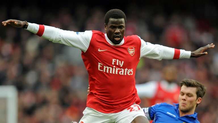 Emmanuel Eboue Arsenal