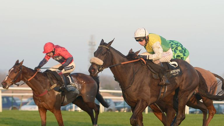 Houblon Des Obeaux could hold his own in better company