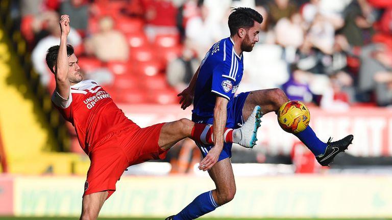 Cole Skuse: Injury blow for Ipswich midfielder