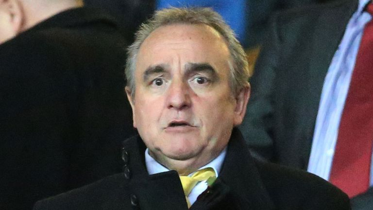 Derek Llambias: New addition to Rangers board