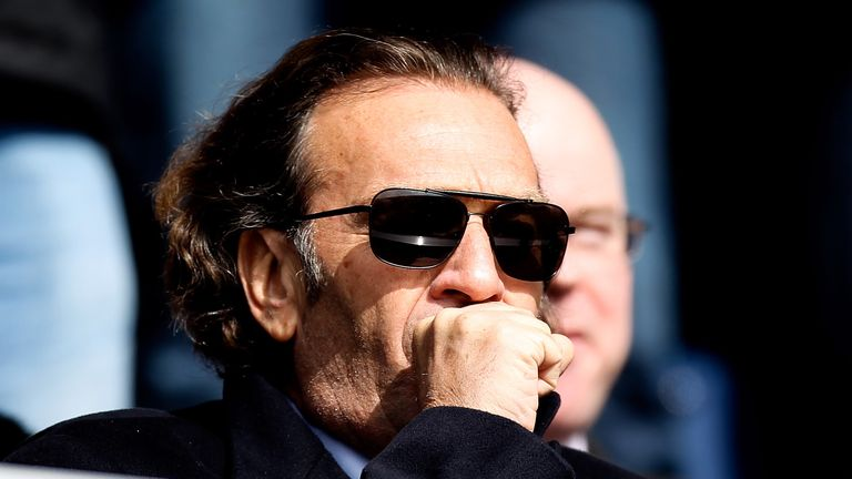 Massimo Cellino: Has 14 days to appeal the Football League's decision