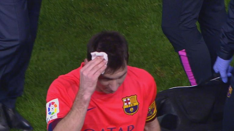 3434c6903 Barcelona have lost their appeal against Messi s yellow card ...