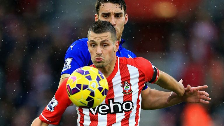 Morgan Schneiderlin: Has been a key figure for Southampton