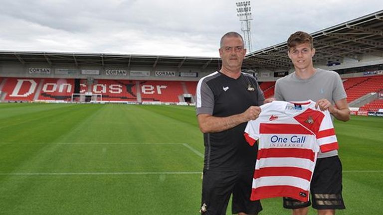Paul McKay: Doncaster Rovers