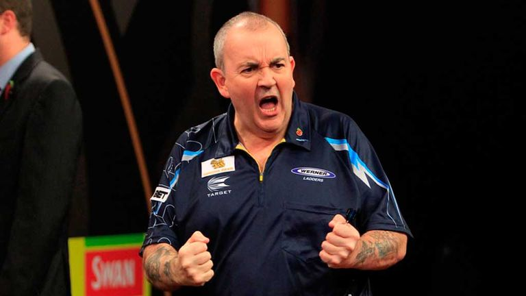 Phil Taylor: Back to his best