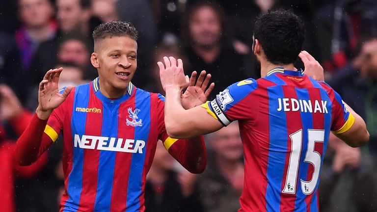Dwight Gayle: Lively display and equalising goal