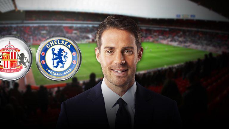 Jamie Redknapp, Sunderland, Chelsea, Stadium of Light