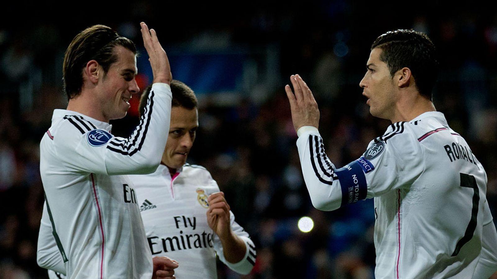 8d9dda42b32 R Madrid 4 - 0 Ludogorets - Match Report   Highlights