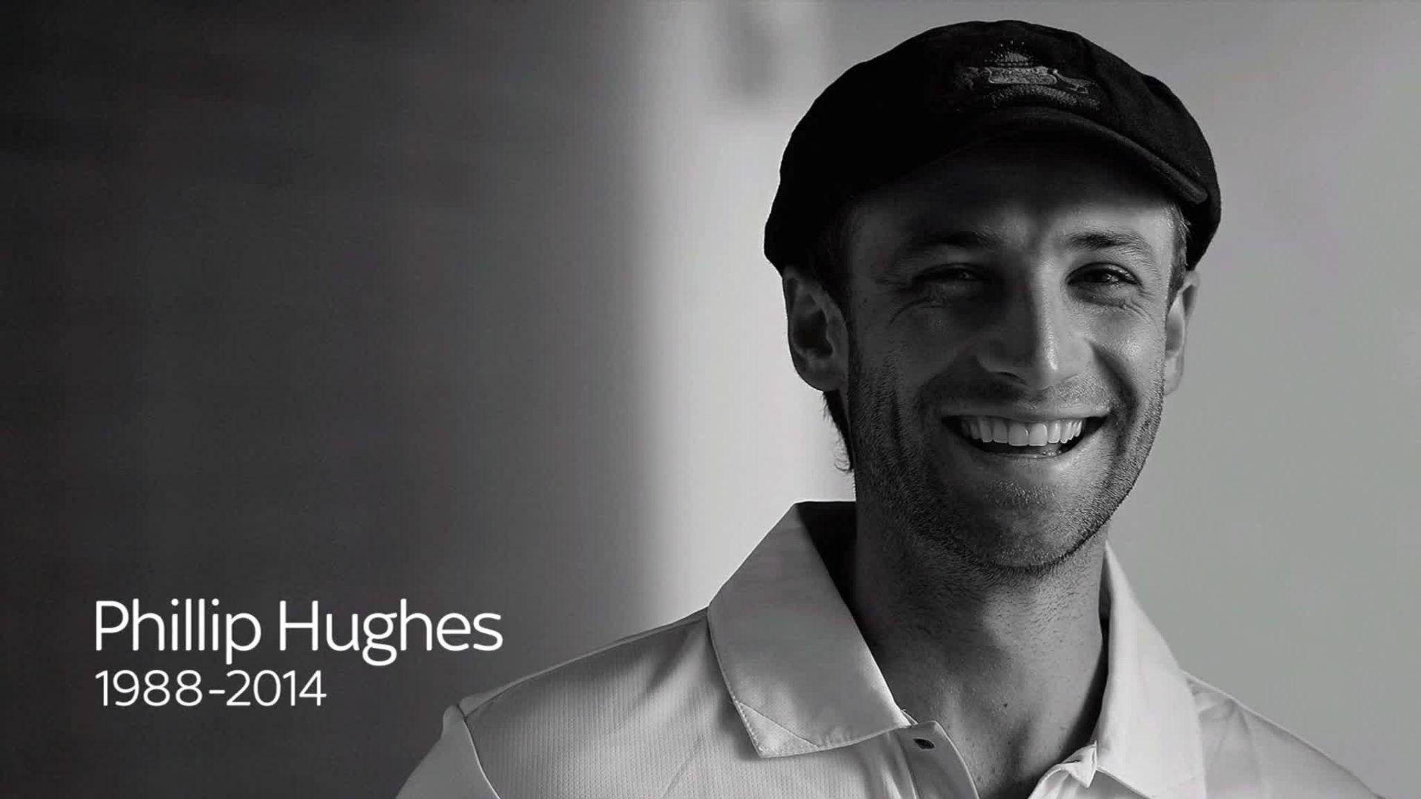 Cricket remembers Phillip Hughes on five-year anniversary of Australian batsman's death