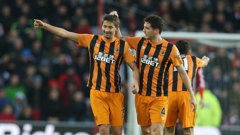 Ramirez (left) spent much of last season on loan at Hull