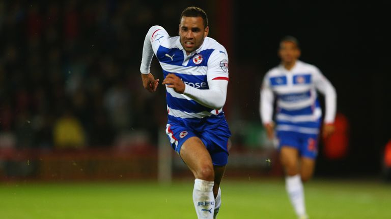 Hal Robson-Kanu: Scored late winner for Reading at Cardiff