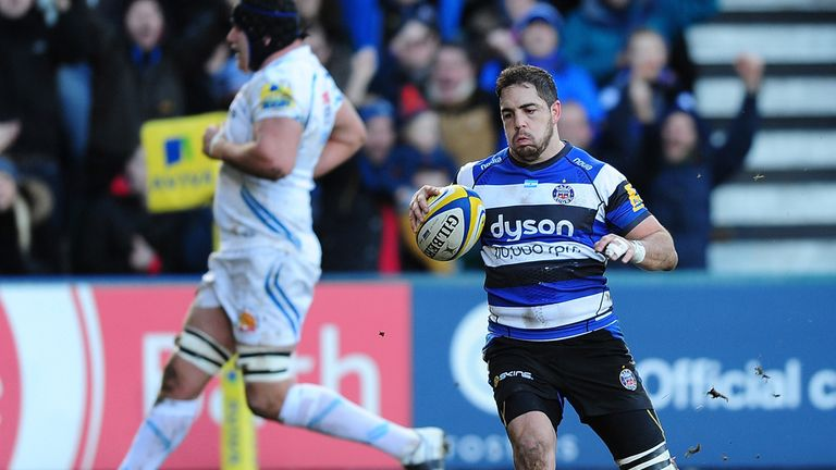 Horacio Agulla: The Bath man has joined up with the squad