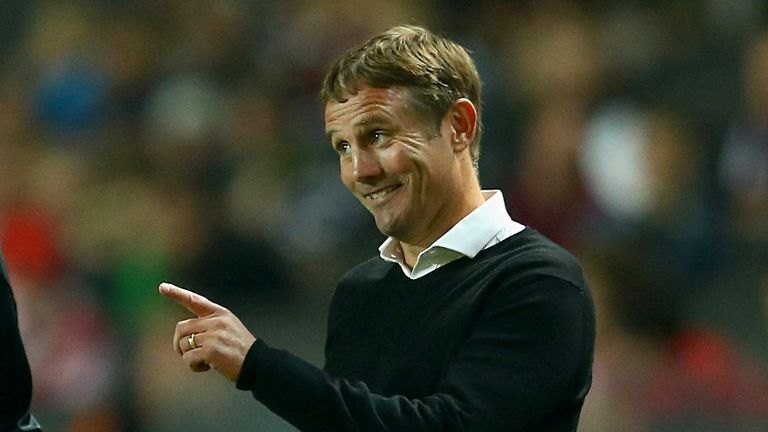 Phil Parkinson: Farms youngster out on loan