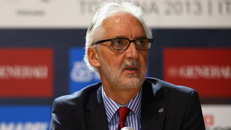 The CIRC was set up following Brian Cookson's election as UCI president