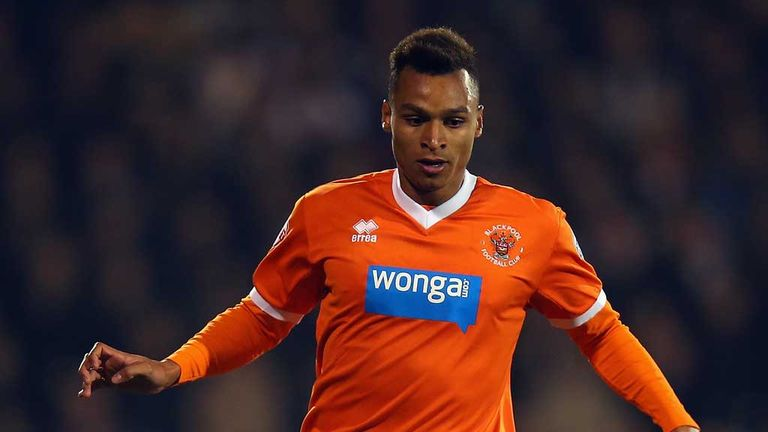 Jacob Murphy: Could make his debut against Walsall