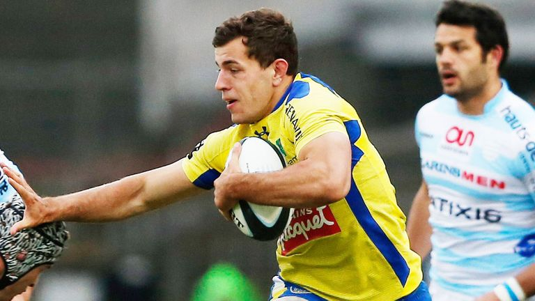 Jean-Marcellin Buttin: Clermont full-back is joining Bordeaux