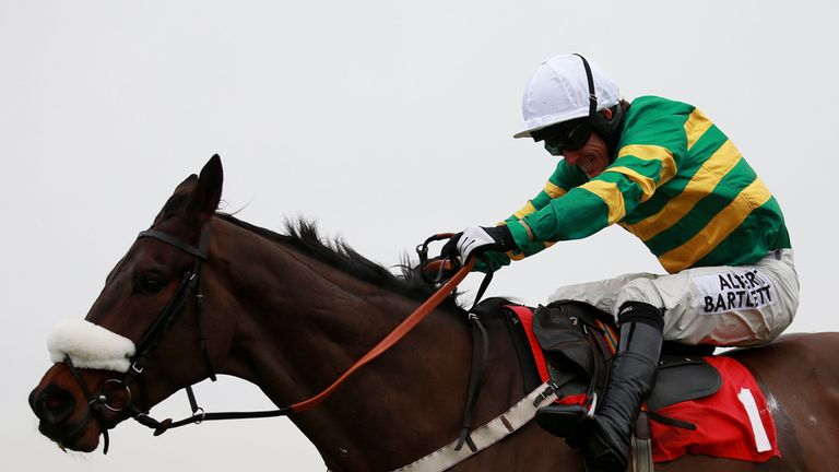 ...and goes on to give AP McCoy a winning start to the day