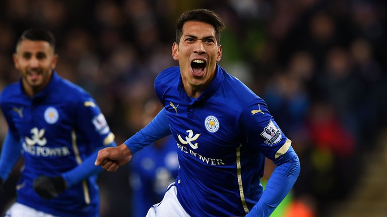 Ulloa: Six goals from just nine shots