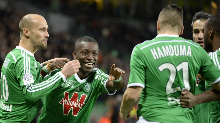 Max Gradel: Netted late equaliser for Ivory Coast