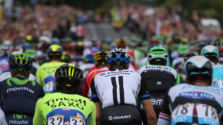 The Tour de France brought huge crowds to Yorkshire