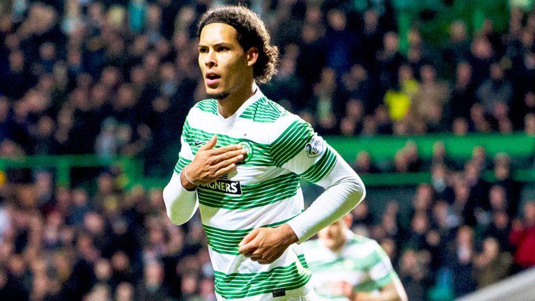 Virgil van Dijk: Celtic defender will not be sold in January