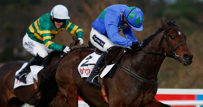 Hurricane Fly and Jezki: Clash over three miles at Punchestown