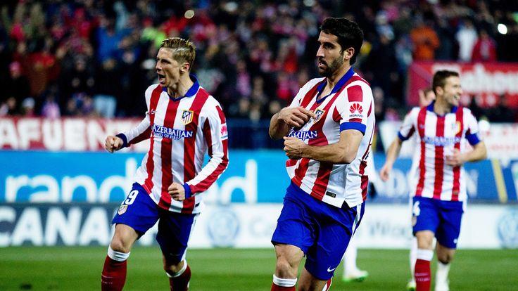 Raul Garcia celebrates