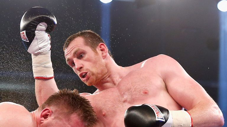 David Price was dramatically knocked out inside two rounds by Erkan Teper in Germany