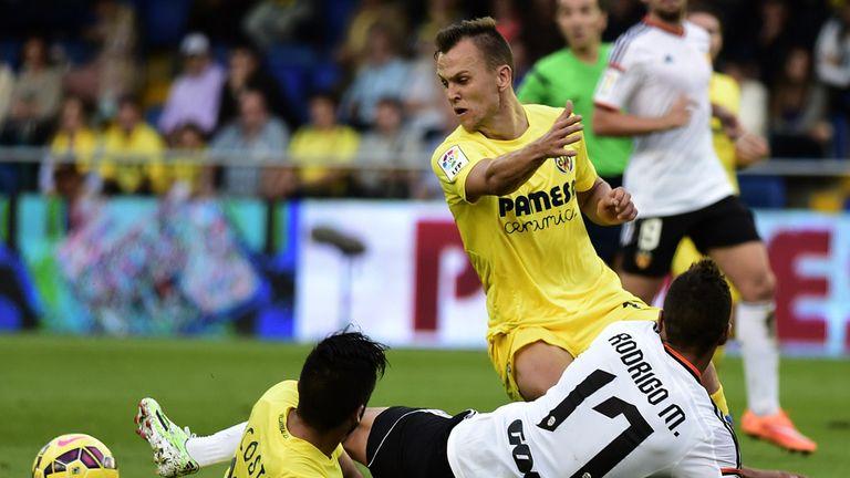 Denis Cheryshev: Gave Villarreal the lead