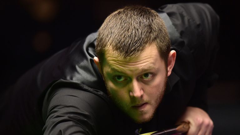 Mark Allen: Booked his place in the semi-finals