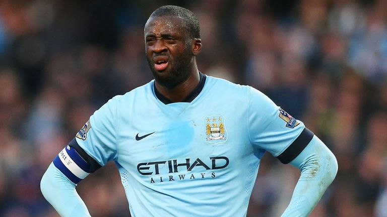 Will Man City finally be able to win without Yaya Toure?