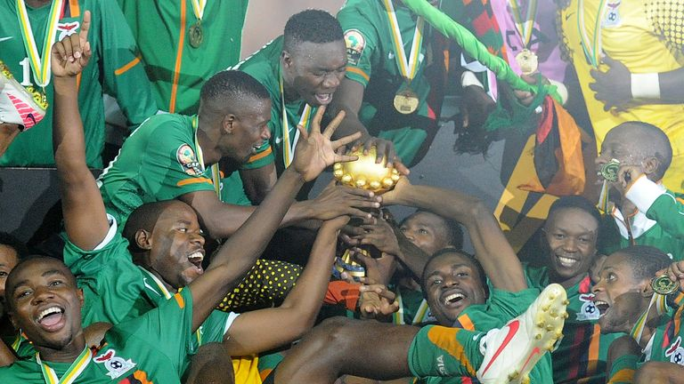 Zambia showed with their 2012 win that organisation is key to success in this tournament