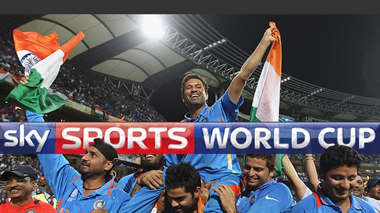 Cricket World Cup iPad Latest version 2