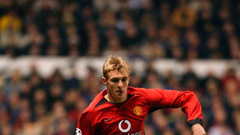 2973a03b3 Darren Fletcher deserves to be treasured by Manchester United ...