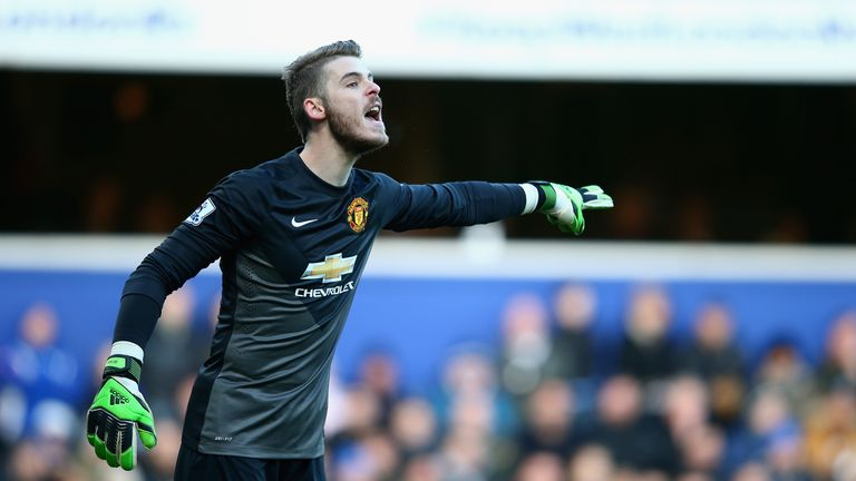 David De Gea: Offered 'a lot of money' to stay at Man Utd