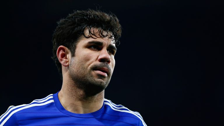 Diego Costa: Chelsea striker has no plans to change his style of play