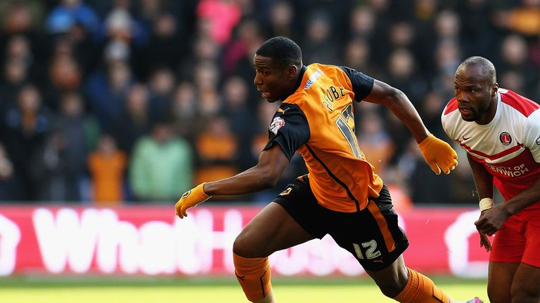 Afobe has found success at Wolves