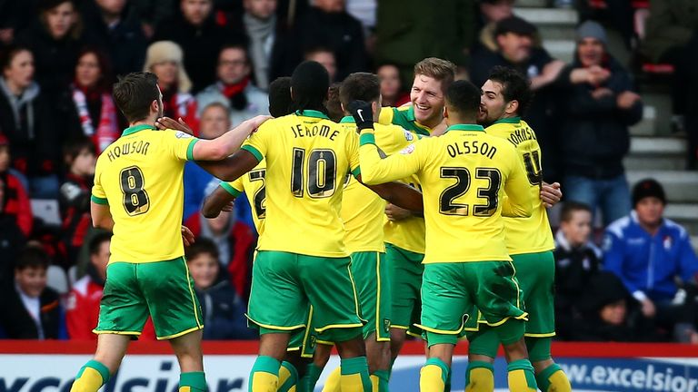 Gary Hooper: Levelled for Norwich