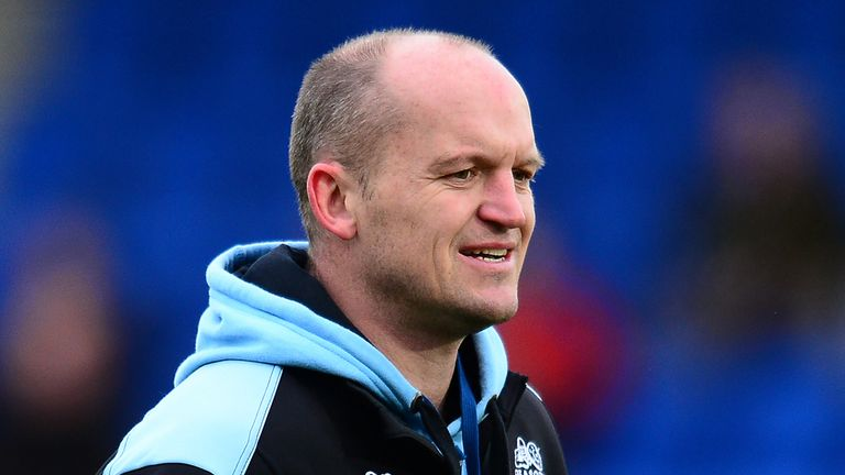 Gregor Townsend: Bringing in two new faces