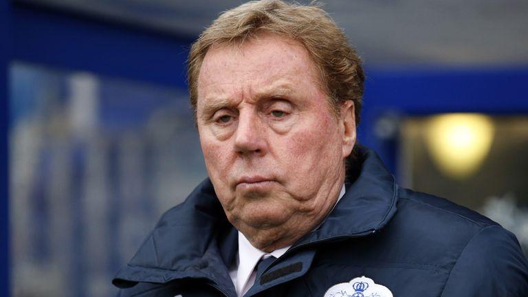 Harry Redknapp QPR FA Cup