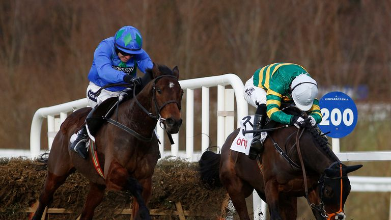 Jezki wins champion hurdle betting is binary options trading gambling cowboy