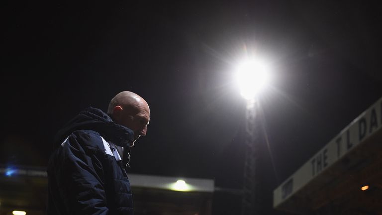 Ian Holloway - sacked by Millwall in March
