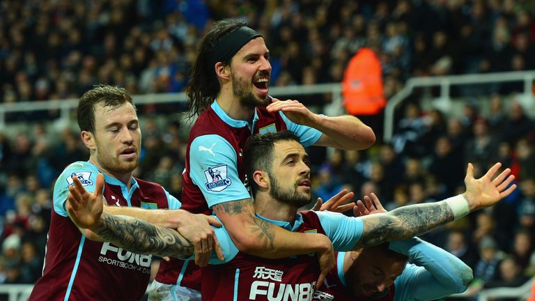 Danny Ings: Vital to the Clarets' survival hopes