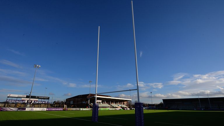 Kingston Park: Home of the Newcastle Falcons