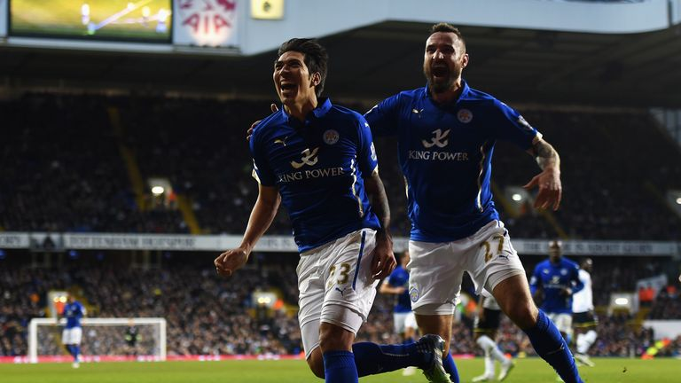 Merse predicts a shock win for Leicester at Spurs on Saturday afternoon, like they managed in the FA Cup