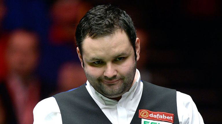 Stephen Maguire produced a magical comeback to knock out Neil Robertson