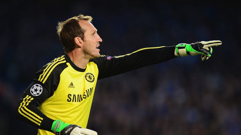 Mark Schwarzer: Has not played for Chelsea this season