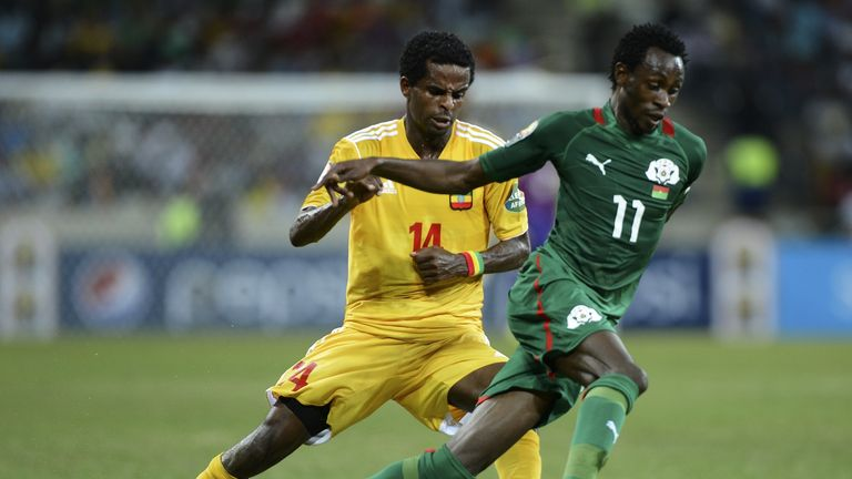 Jonathan Pitroipa has scored goals in qualifying and Burkina Faso could be a surprise winner